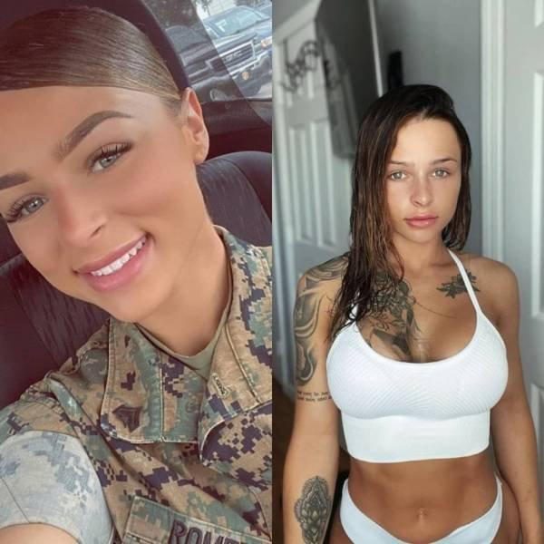 Girls In Uniforms (56 pics)