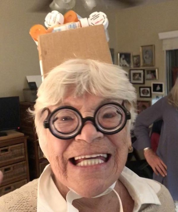 These Grandmas Are Fantastic (20 pics)