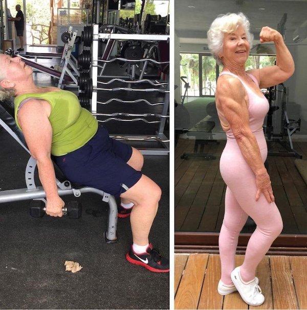 Amazing Weight Loss (38 pics)