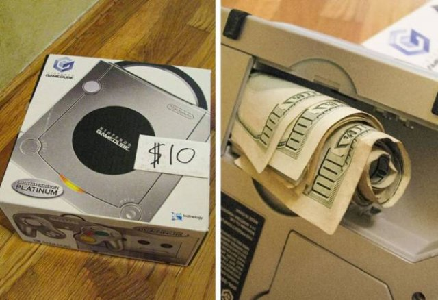 Unexpected Finds (18 pics)