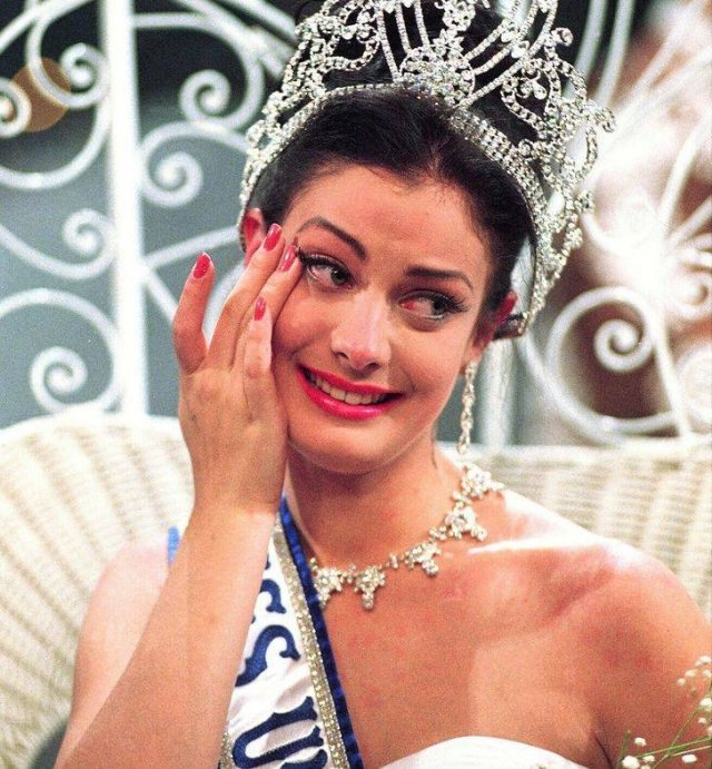 'Miss Universe' Winners (24 pics)