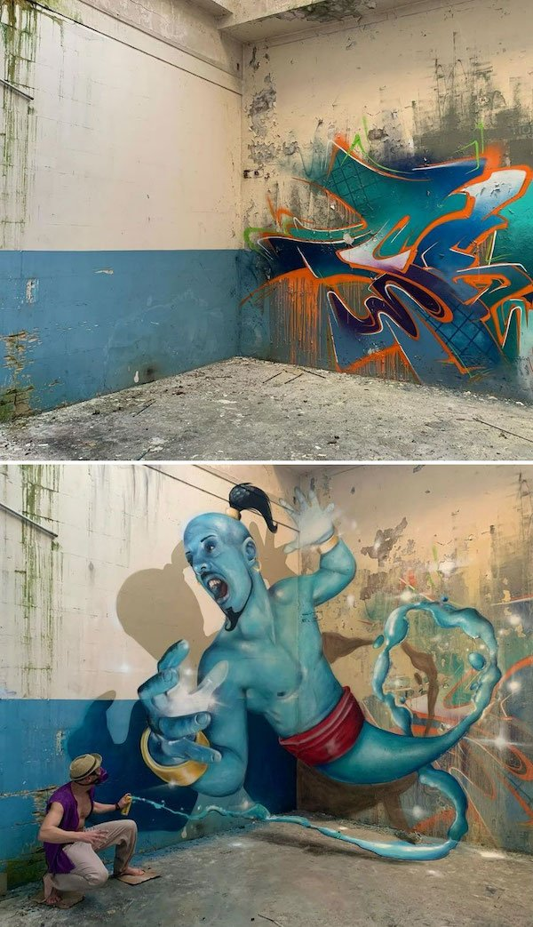 Graffiti Art (42 pics)
