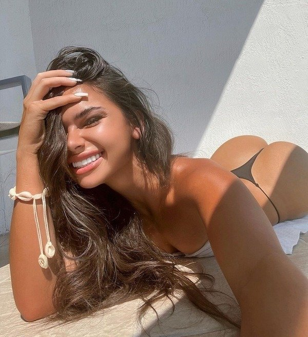 Girls With Beautiful Smiles (36 pics)