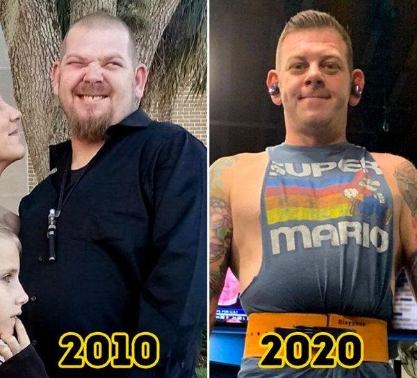 Big Changes (19 pics)