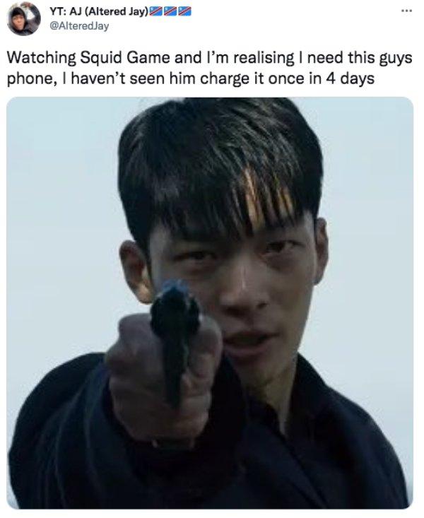 'Squid Game' Movie Tweets (31 pics)
