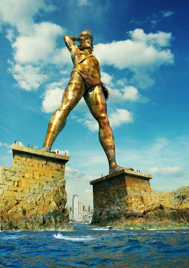 Historical Monuments Recreation (10 pics)