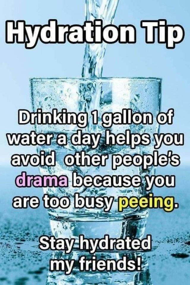 Memes About Hydration (29 pics)