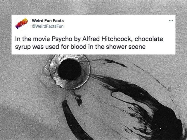 Weird Facts (30 pics)
