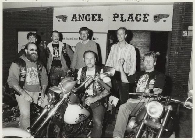 The Rules Of Motorcycle Gang 'Hell's Angels' (19 pics)
