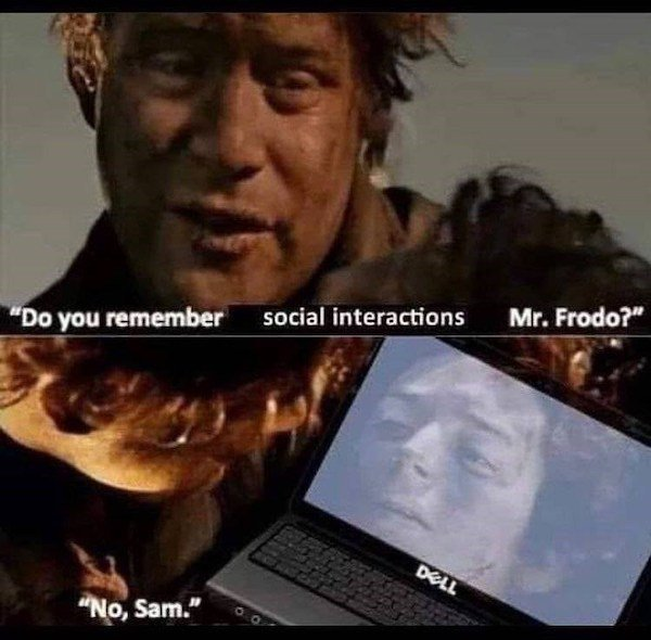 LOTR Memes (39 pics)