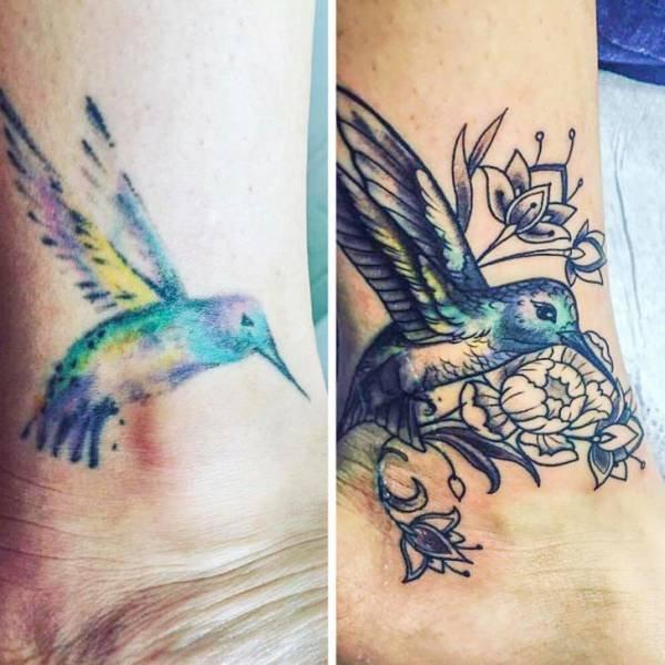 Failed Tattoos Got New Life (15 pics)