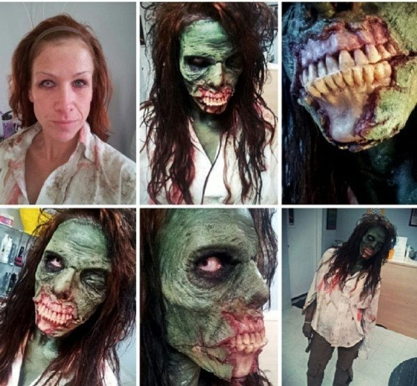 Halloween Costumes (32 pics)