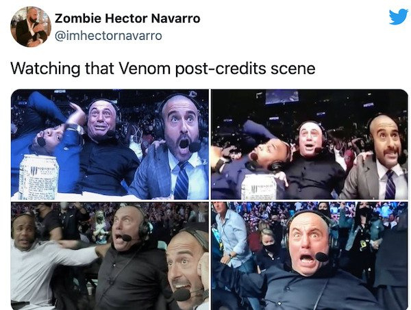'Venom: Let There Be Carnage' Movie Memes (21 pics)