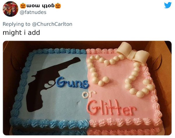 Gender Reveals Memes And Pictures (32 pics)