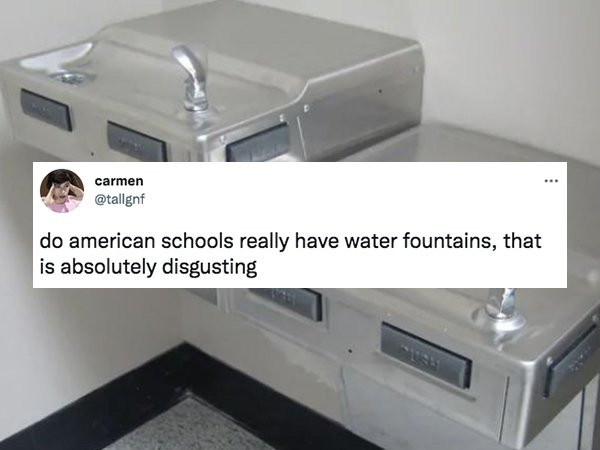 American Things Non-Americans Still Don't Understand (28 pics)