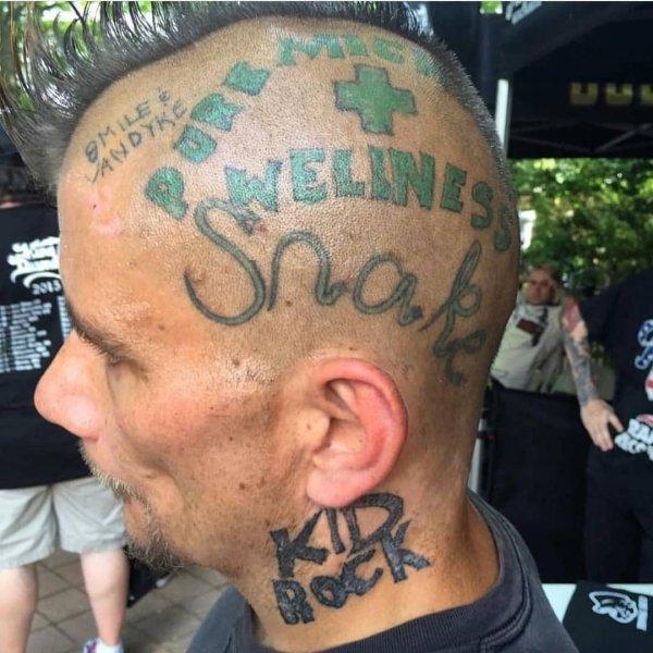 Tattoo Fails (34 pics)