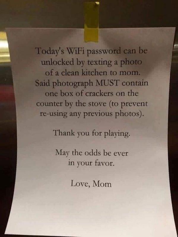 About Parenting (37 pics)