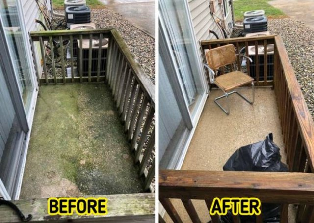Cleaning Satisfaction (22 pics)