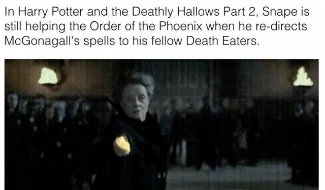 Hidden Details In Harry Potter Movies (28 pics)