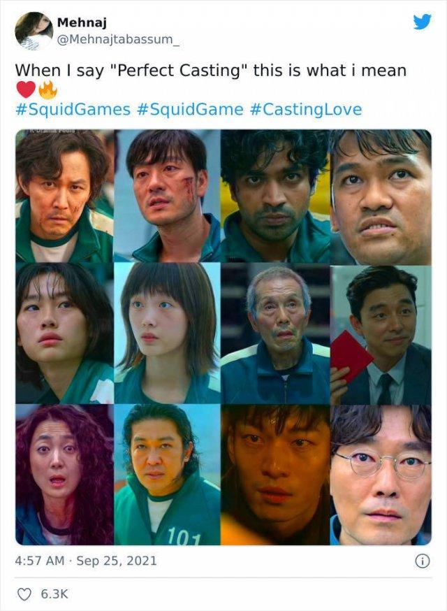 'Squid Game' Movie Tweets (41 pics)