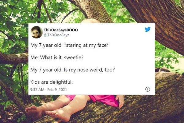 Parenting Tweets (21 pics)