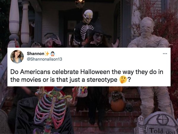 Halloween Things Non-Americans Still Don't Understand (27 pics)