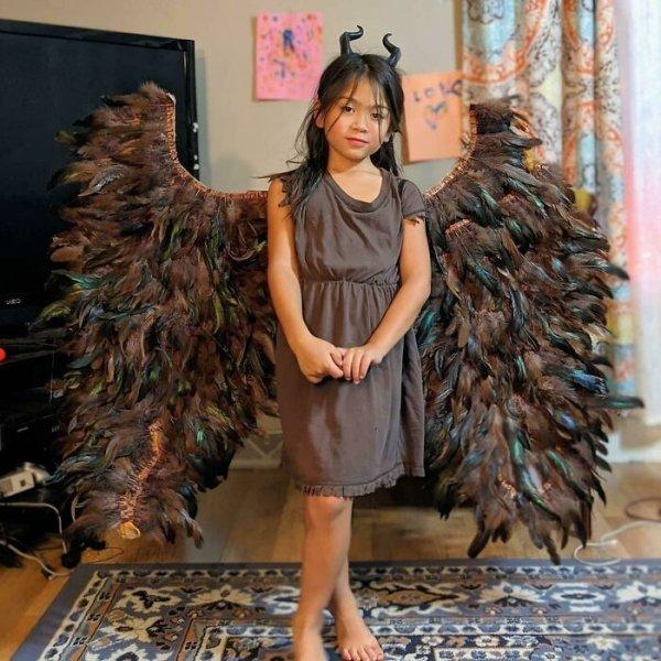 Kids Halloween Costumes (34 pics)