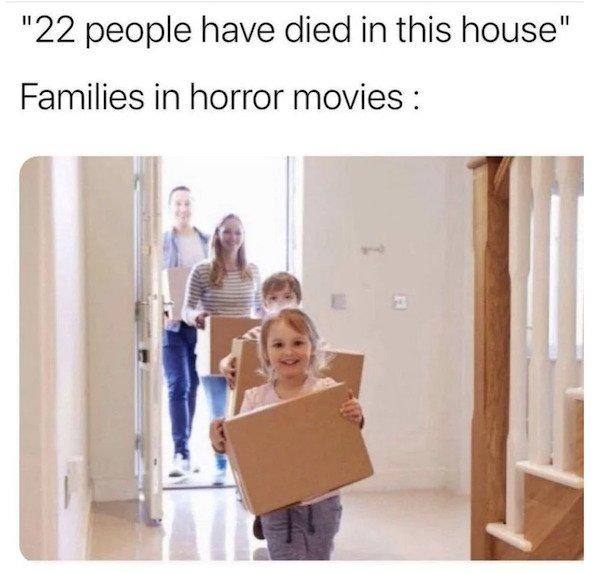 Haunted House Memes (29 pics)