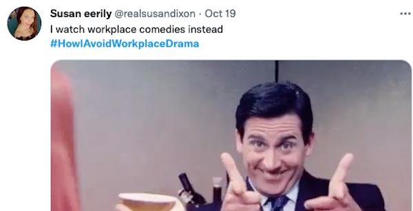 Work Place Drama Tweets (25 pics)