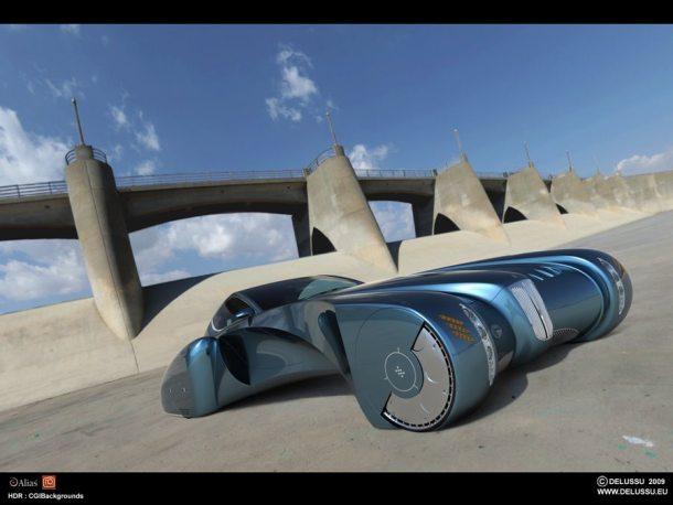 Stunning Bugatti Stratos (12 pics)