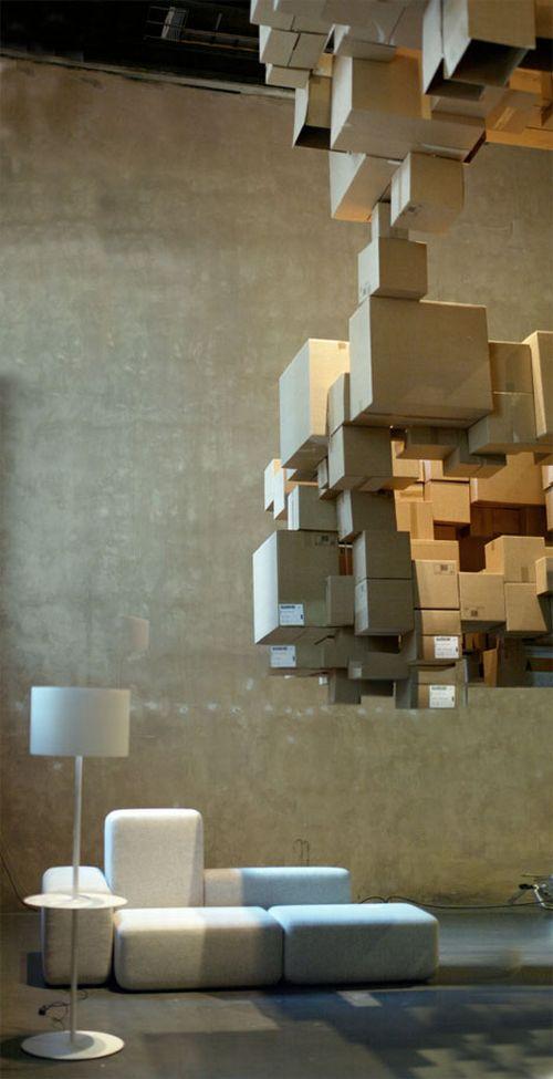 Cardboard Cloud (6 pic)