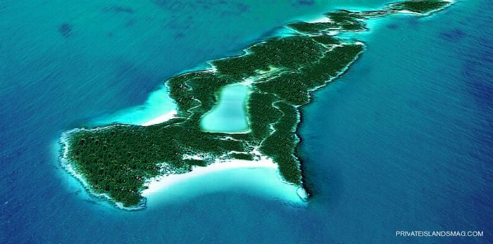 Celebrities and Their Own Private Islands (12 pics)