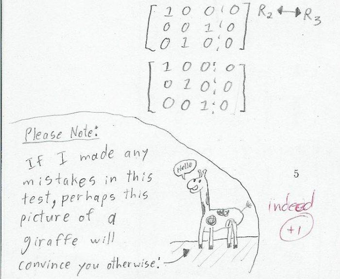 Funny Exam Answers (38 pics)