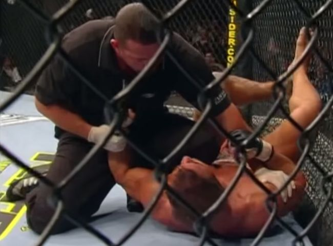 Best of MMA Referee vs Fighter MOMENTS