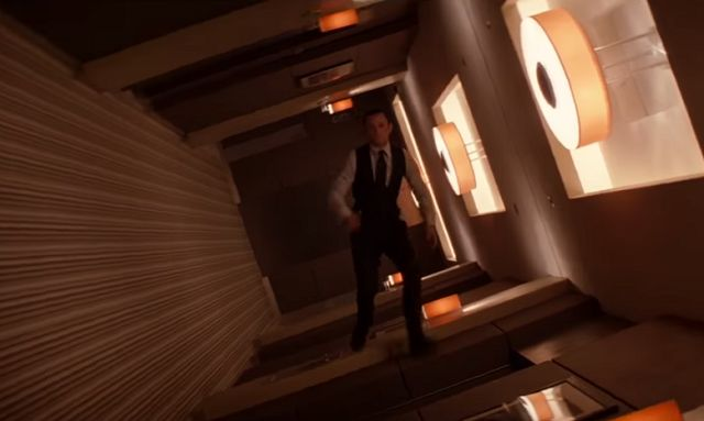 Find Out How The Intense  Inception Fight Scene Was Filmed