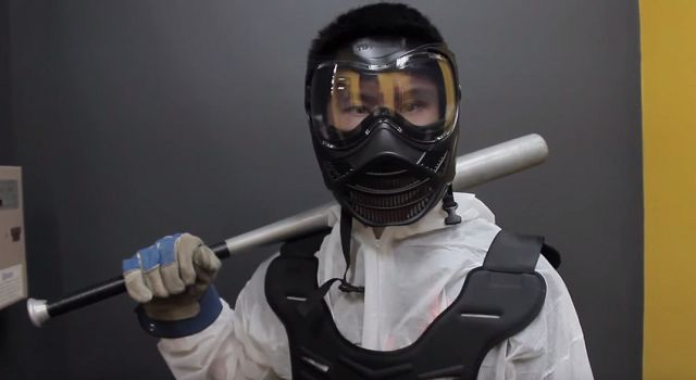 Cope With Stress In The RAGE ROOM