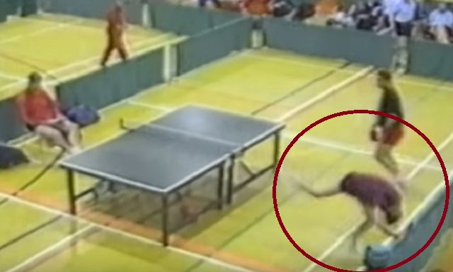 Who Knew Ping Pong Could Be So Painful?