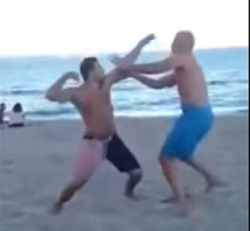 Respect Your Elders Or You Might Get Knocked Out
