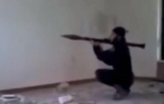 Terrorist Fail
