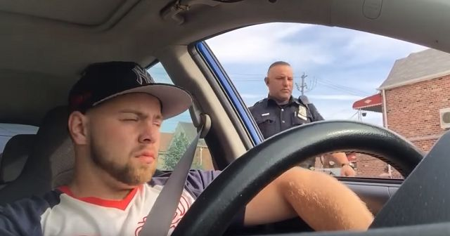 "Whatever You Do, Don't Call This Cop ""Bro"""