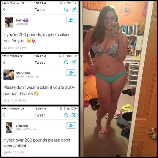 Sara Is Proving A Positive Point Despite Social Media Hate (6 pics)