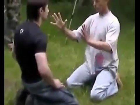 Epic Martial Arts Fail