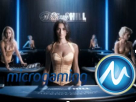 William Hill will work with Microgaming