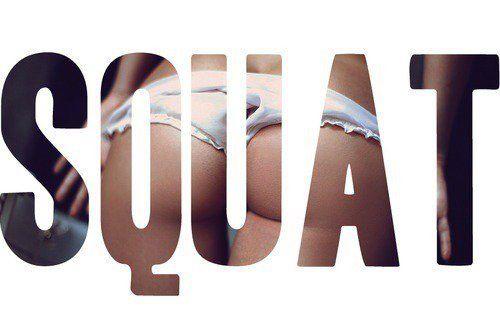 Girls Who Squat > Girls Who Don't Squat (22 pics)