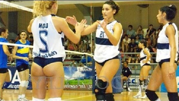 Enjoy The Beauty of Women's Indoor VolleyBall