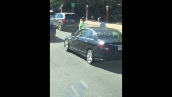 Boston Road Rage Fight Is A Slugfest!