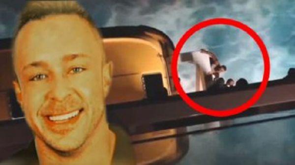 Horrifying Video Shows  Man Falling Off Of  Cruise Ship
