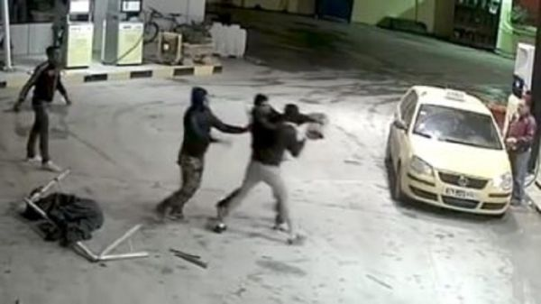 Warning Graphic: Brutal Group Beating Caught On Tape
