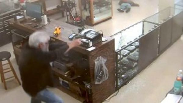 Darwin Award Winners: Thieves Attempt A GUN STORE Robbery