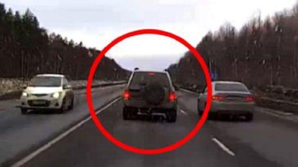 Brake Lights Signal Oncoming Doom!